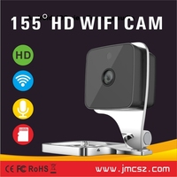 2015 newest hot h.264 super wide recording angle supporting mobile remote monitoring two-way audio intercom wifi ip camera