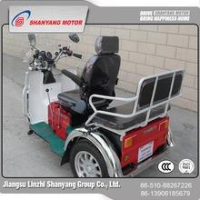 China new design popular 110cc battery operated three wheel vehicle