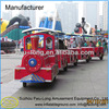 Professiona Fwulong Amusement Park Electric Toy Train Set