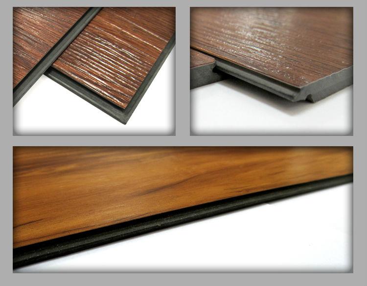 워터 디자인 비닐 tile/ PVC의 판자/ 플라스틱 바닥, PVC 바닥 나무 ...