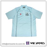 High quality designer OEM adult 100% polyester moisture wicking sun proof anti bacterial handball shirt