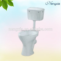 NX693 Factory direct two piece Africa cheap toilets