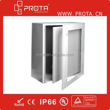Plexiglass Door Metal Electric Distribution Box