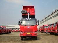 FAW 6X4 Euro 4 Emission Standard Sand Dump Truck For Sale