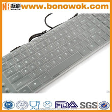 Antiscratch Silicone Computer Keyboard Cover