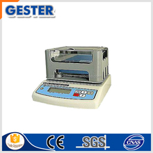 Digital portable rubber density meter