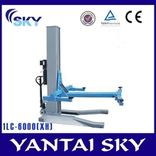 Hight quality CE approved one post hydraulic car lift