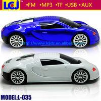 L-035 portable mini music car
