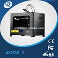 mejor venta de metal 3d de la impresora para la venta en china