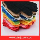 promoção do corpo de limpeza luvas luvas de nylon skin care body scrub