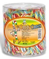 magic Crutch candy lollipop in jar