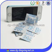 Desiccant, absorbs water vapour silica gel ,small bag silica sachet