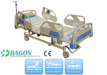 Cheaper bed in hospital;normal hospital bed low price;electric bed with 3 functions;china supplier of medical equipmentDW-BD117
