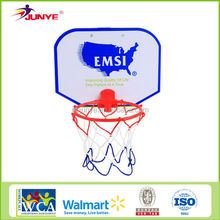 Ningbo Junye Promotion Cheap Custom Printing Portable Basketball Board