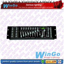 WG-F1012 led control software /DMX Lighting Console/free dmx lighting control software