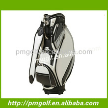 2014 newest hot fashion PU Leather high quality Golf Bag