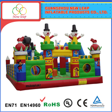 Fits school and other entertainment giant inflatable amusement park