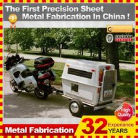 2014 OEM aluminum frame travel trailers with 32-year experience