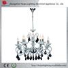 Huipu Lighting New Design wedding decoration plastic chandelier