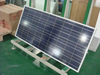 thin film poly 140W photovoltaic panels/cell manufactures