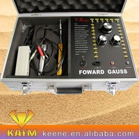 Wholesale FORWARD GAUSS VR6000 underground metal detectors 45 meters deep 1500 m diameter detection range