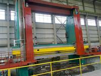 HENAN central machinery lathe parts double column vertical lathe machine C5231 for sale