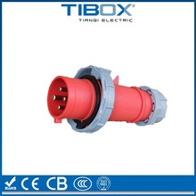 16A IP67 current protection plug