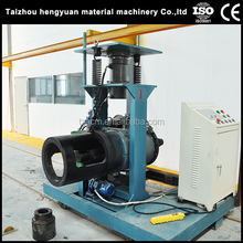Hydraulic tension jack machine 200T for pole and pipe with oil pum