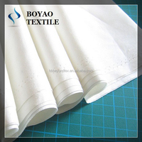 quality cotton poplin white nurse uniform fabric