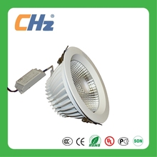constant current,isolated light driver 40W COB led source LED down light with CE certificate