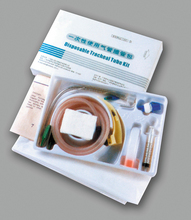 Higth Quality Approved Disposable Tracheal Tube Kit With CE/ISO Certification (MT58020001)