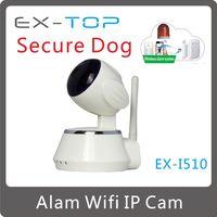 p2p wifi convert analog cctv to ip camera HD Smart home P2P WIFI IP Camera , Alarm Wifi Camera Home Use IP baby Camera EX-I510