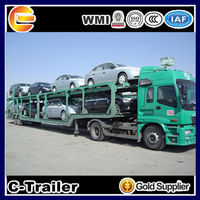 China lightweight trailers 3 wheelers car carrier trailer for sale