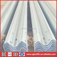 Highway flex beam guardrail prices AASHTO M180/EN 1317 standard