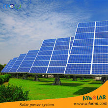 aluminum 6005-T5 water proof solar carport solar pv mounting system for ground installation