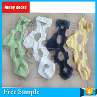 2015 hot selling Invisible ultrathin transparent beautiful crystal lace silk elastic short women socks