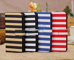 Best Selling Items Color Mobile Phone Pu Leather Wallet Stand Flip Cover Case For Iphone 5C