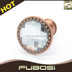 Hot sale metal diamond curtain hooks design