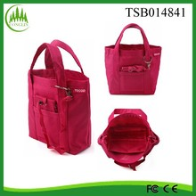 New product for 2014 fashion latest for ladies canvas waxed canvas bag
