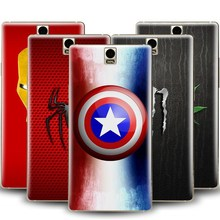 Case for Coolpad x7 Captain America design cover for phone 3D visual effects