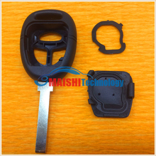 car key shell blank for renault 3 button remote key shell replancement key case cover