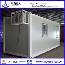 Promotion Price!!! sandwich panel 20ft modular container office manufacturer