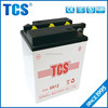 High quality dry charged motorcycle use 6v deep battery