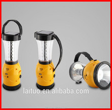 Camping Lights Item Type and Cool Whit Color Temperature(CCT) solar power camping lantern