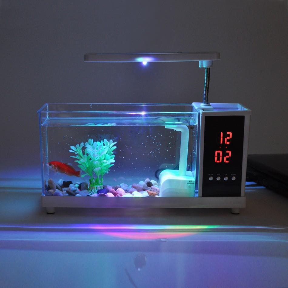 D coratif petit usb chargeur faux poissons aquarium id de for Faux poisson aquarium