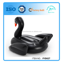 factory direct inflatable black Swan