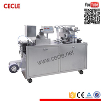capsule vitamin full automatic blister packaging machine CE approved