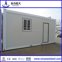 20ft container house for living office