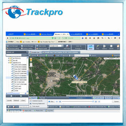 gps service provider with mapinfo and google map