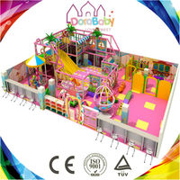 HSZ-K226 Family Attractions In China Entertainment Center Children Playground